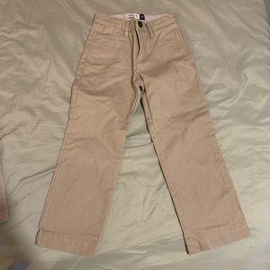 GAP Kids Boy's Khaki Pants